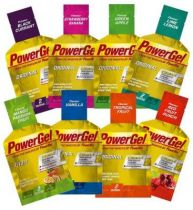 Assortiment 10 Sachets PowerBar Powergel 41gr