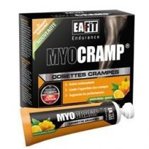 Bo�te 10 Dosettes Eafit Myocontrol Anti-Crampe au Powergrape