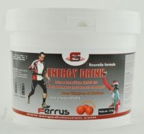 Boîte 1500g Ferrus`Diet Energy Drink Vitamines&Minéraux - New Formule