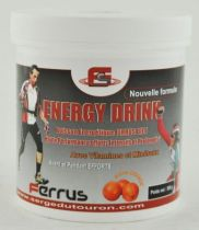 Bo�te 500g Ferrus`Diet Energy Drink Vitamines&Min�raux - New Formule