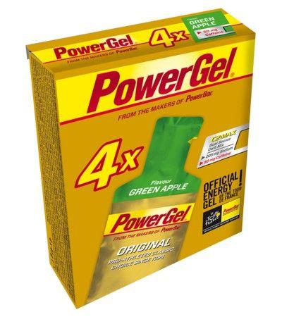 Boîte de 4 Powergel 40g