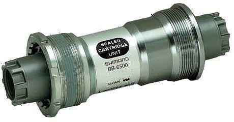 Boîtier Pédalier Shimano Ultegra 6500 Octalink 109,5 Fil Italien