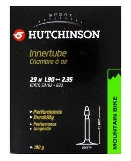 Chambre à Air VTT Hutchinson Butyl Standard 29`x1.90/2.35