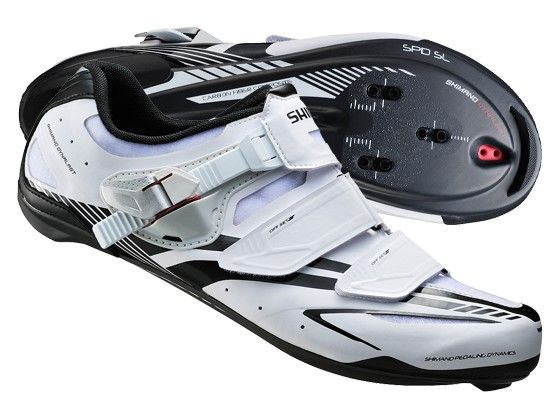 Chaussures Shimano SH-R170 Carbone - Promo