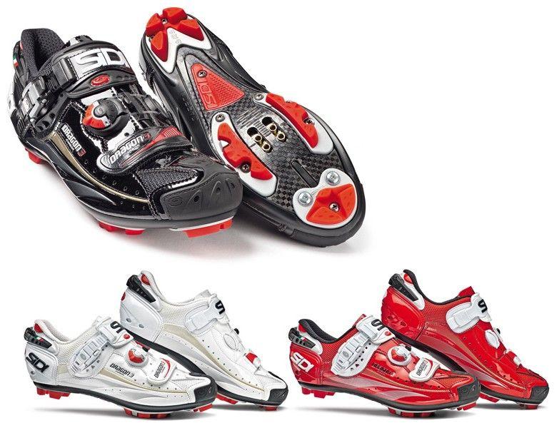 Chaussures Sidi Dragon 3 Carbon Mtb - 2013 - Promo