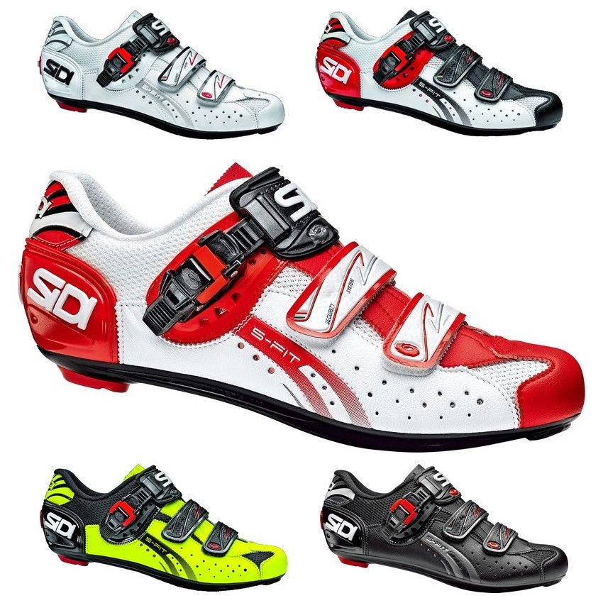 Chaussures Fit Mega Route Sidi 5 Velo Genius Carbon ARL4j3q5