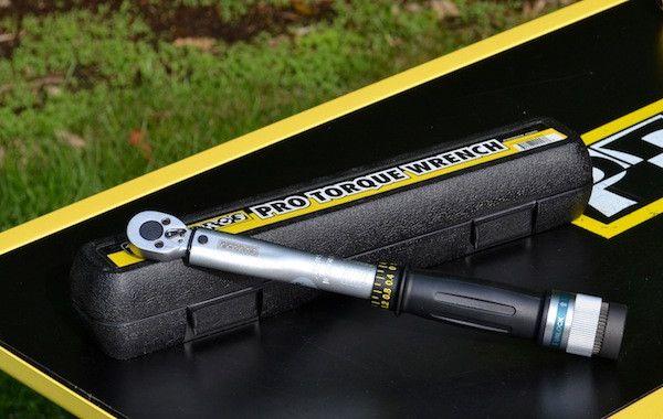 Clé Dynamométrique Pedros Pro Torque Wrench 2.0