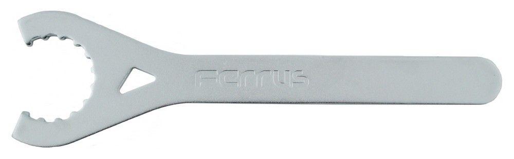 Clé Ferrus Pédalier toutes Marques Cuvettes Extérieures Réf. 604
