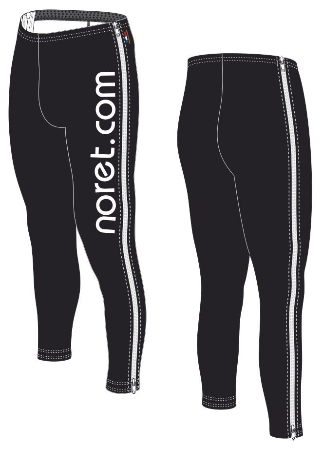 Collant Long Noret Cyclo-Cross