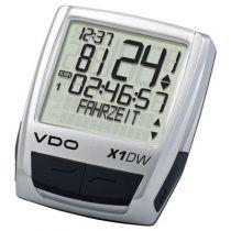 Compteur VDO X1-DW sans Fil Digital - 11 Fonctions - Promo