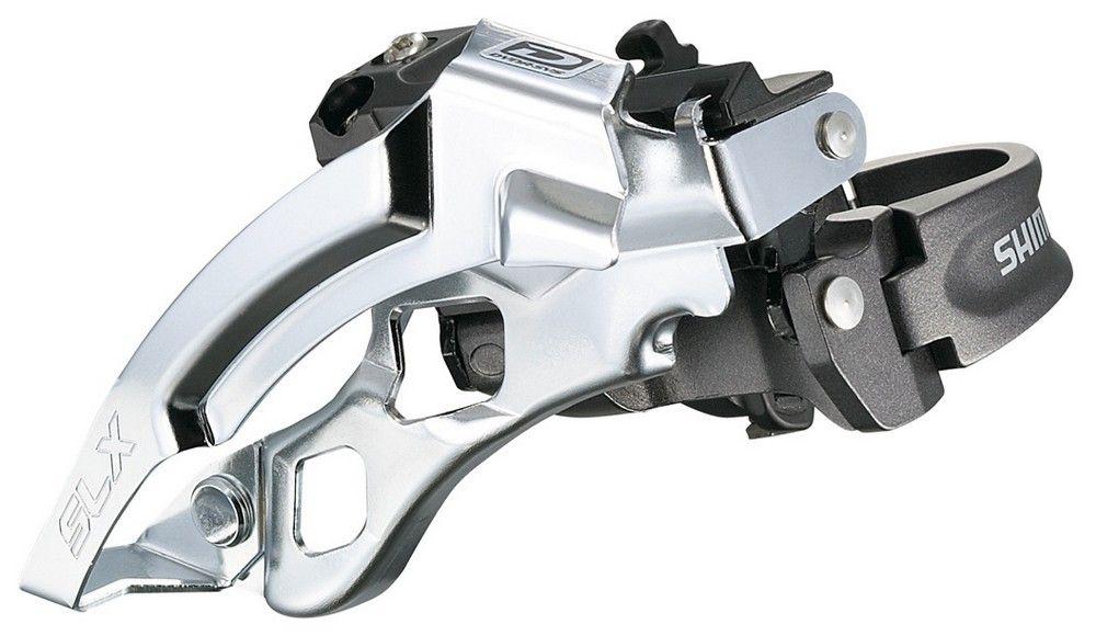 Dérailleur Avant Shimano SLX FD-M660 Down - Collier Bas- 3x10v 2012