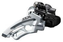 Dérailleur Avant Shimano SLX FD-M7000 Triple 10v - Colier Bas Tirage Latéral - Tous Diamètres