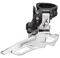 Dérailleur Avant Shimano XT FD-M781 Down -Collier Haut - 3x10v