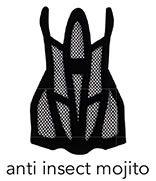 Filet Protection Intérieur Casque Kask Mojito
