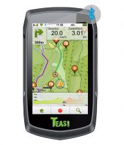 GPS Vélo Teasi One3 Noir