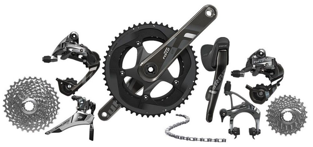 Groupe Sram Force 22 GXP 11v Compact