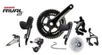 Groupe Sram Rival 22 11v Compact