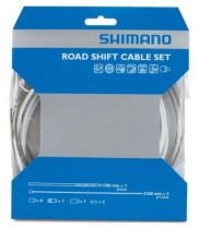 Kit Shimano Rev�tement en PTFE Gaines Couleur + Cables D�railleur