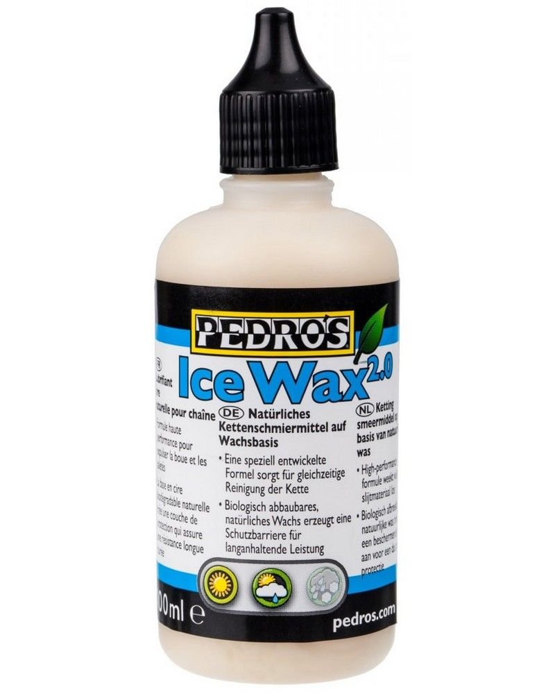 Lubrifiant Sec 100ml Pedros Ice Wax en Cire Naturelle
