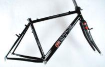 Module Cadre Ferrus CR25 Cyclo-Cross Alu + Direction + Fourche FK-30