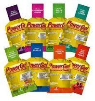 Pack PowerBar de 8 PowerGel assortis (8x41g)