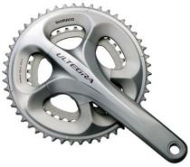 Pedalier Shimano Ultegra 6750 10v Compact + Cuvettes
