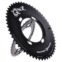 Plateau Rotor XL A�ro Ovale 16% BCD110 4 Br. Ext�rieur Shimano 11v.