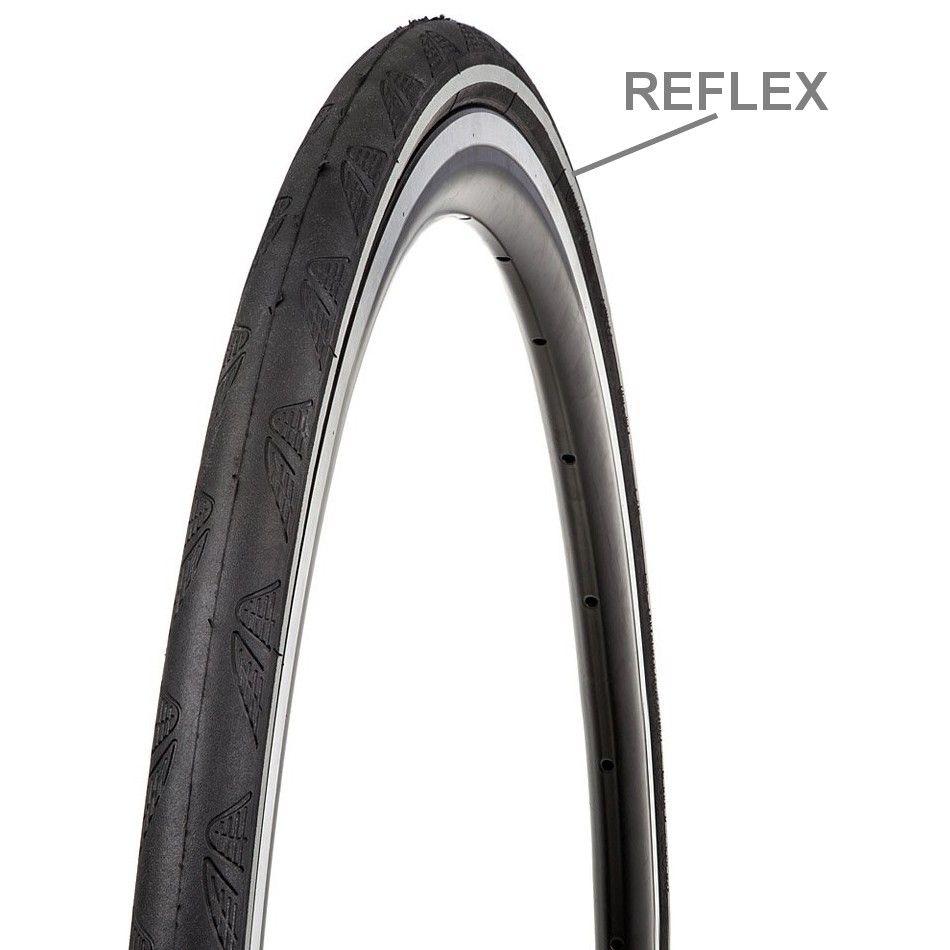 Pneu Continental GP 4000 S II Reflex - 700x25 - Noir/Noir