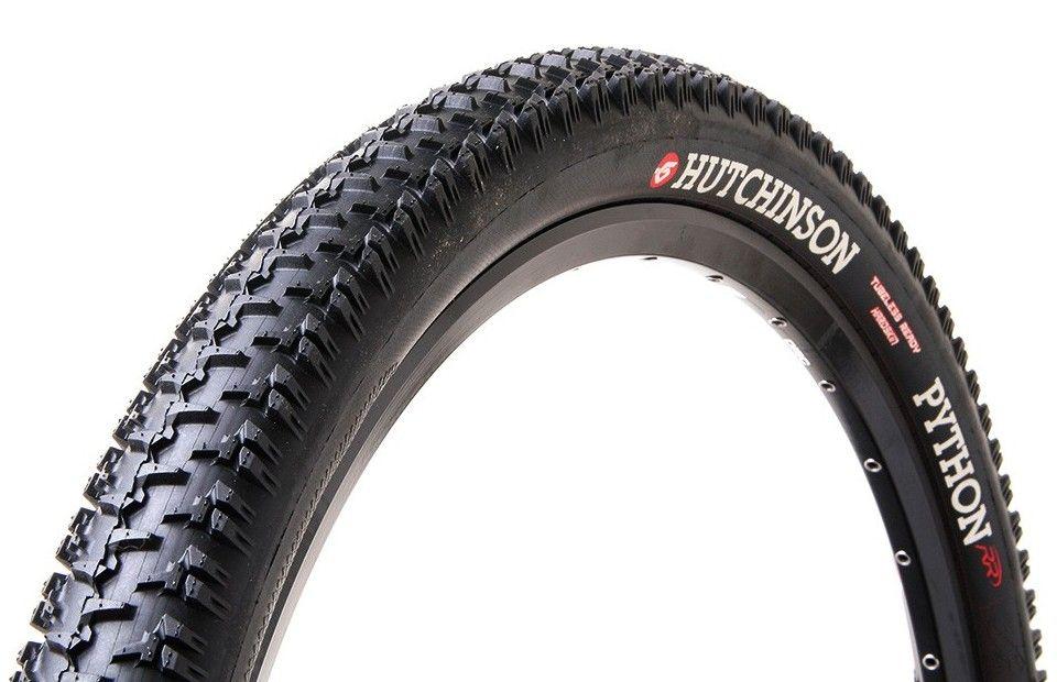 Pneu Hutchinson Python Tubeless Ready Noir 27.5x2.20 -127 Tpi - Promo