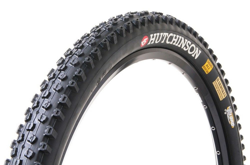 Pneu Hutchinson Toro Tubeless Ready Hardskin Noir 26x2.15 TS- 66 Tpi