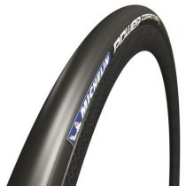 Serge Dutouron.com - Pneu Michelin Power Competition 700x25C souple noir