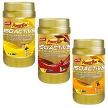 Pot 600gr PowerBar Poudre Isoactive Drink