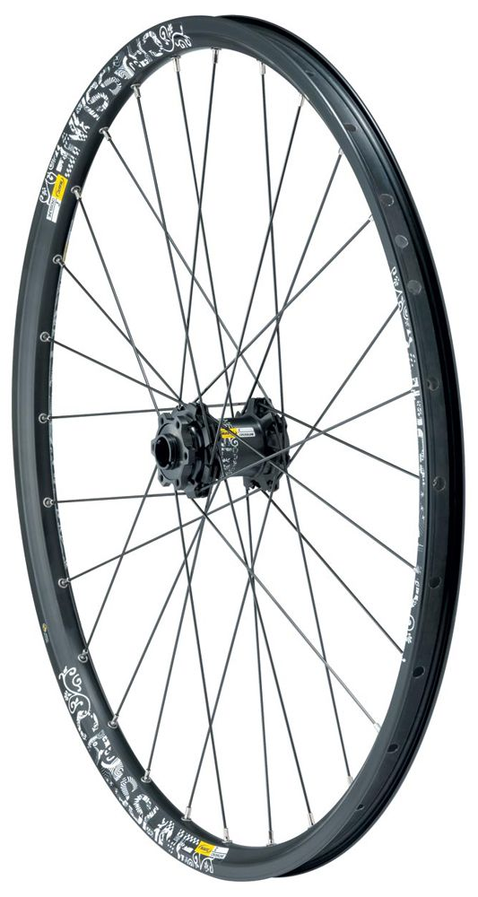 Roue Avant Mavic Enduro Crossline Disc 6 Trous Tubetype - 2012