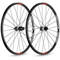 Roues DT Swiss M1700 Tricon Tubel. CL + adapt. 6 trous