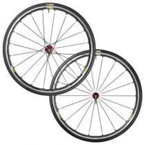 Roues Mavic Ksyrium Elite Red 2016 + Cassette n°2