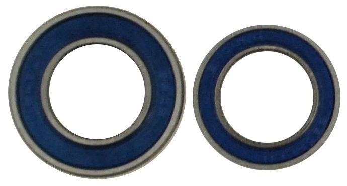 Roulements Moyeu Arrière Ferrus SX9/SX15  réf. 6802&6902-2RS - Paire