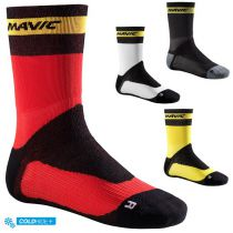 Socquettes Mavic Ksyrium Pro Thermo + New 2017