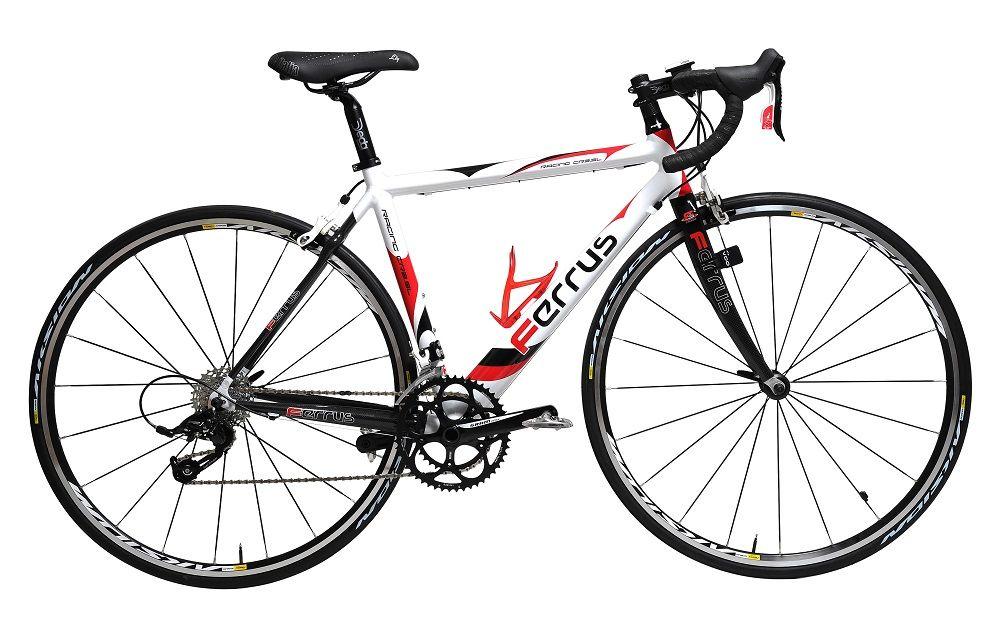 Vélo Ferrus CR3 SL - Sram Apex - Mavic Aksium WTS