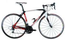 V�lo Ferrus GX3 Cyclo Rouge - Shimano 105/5703 Triple