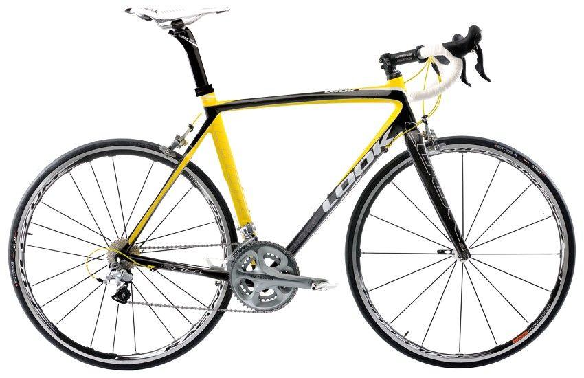 Vélo Look 586 - Shimano Ultégra Compact - Prix Coûtant