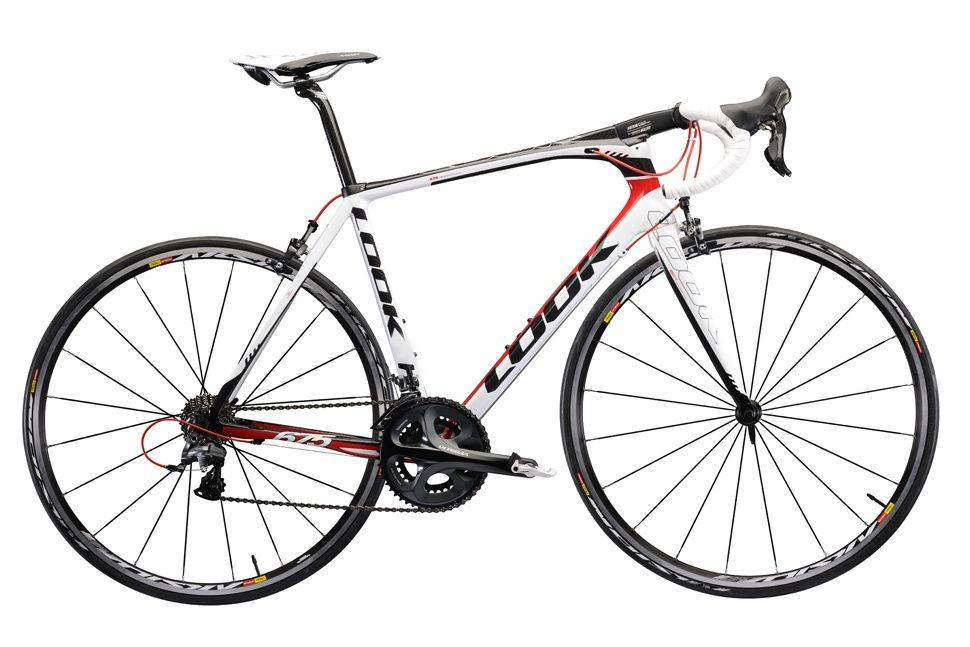 Vélo Look 675 - Shimano Ultegra Di2 10v Cpt - Aksium - Super Promo