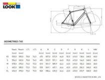 Vélo Look 765 Proteam Full Ultegra Compact 11v Aksium S
