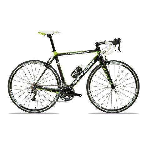 Vélo Sensa Route Lombardia Green Pro - Groupe Shimano - Promo 2015