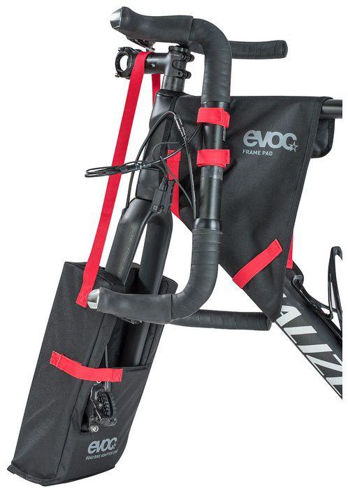 Adaptateur pour Caler Fourche Route Disc Intérieur Housse Vélo Evoc