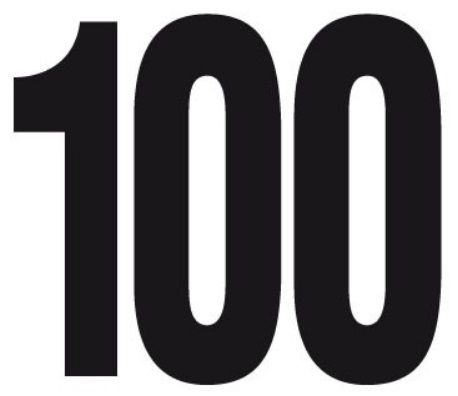 Adhésifs Numérotés pour Plaque de Cadre Vtt - Les 100