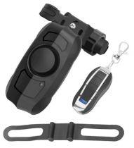 Antivol Vélo Alarme avec Télécommande - 110db USB Rechargeable