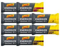 Assortiment 10 Barres PowerBar Energize ORIGINAL