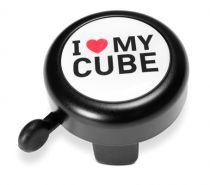 Avertisseur Sonnette Cube Bell I Love My Cube