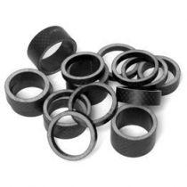 Bague Carbone Noire 1`1/8