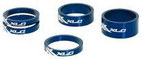 "Bagues Direction Alu XLC AS-A02 1\""1/8 : 3x5mm - 1x10mm - 1x15mm"